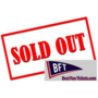 Tickets To Sold Out Sporting Events & Concerts
