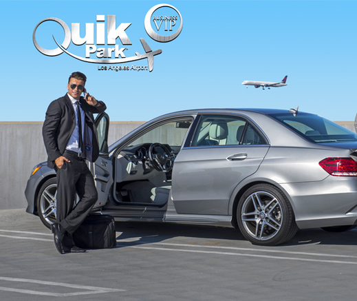 QuikPark LAX Airport Parking