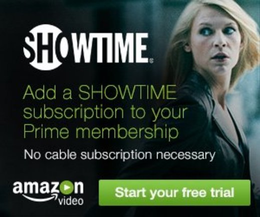 Showtime - FREE 30-Day Trial