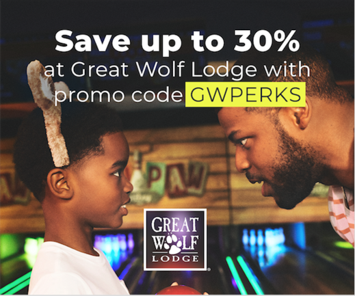Great Wolf Lodge 30% Off